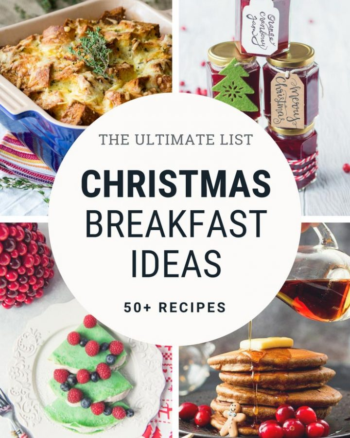 Christmas Breakfast Ideas - Recipes | The Worktop