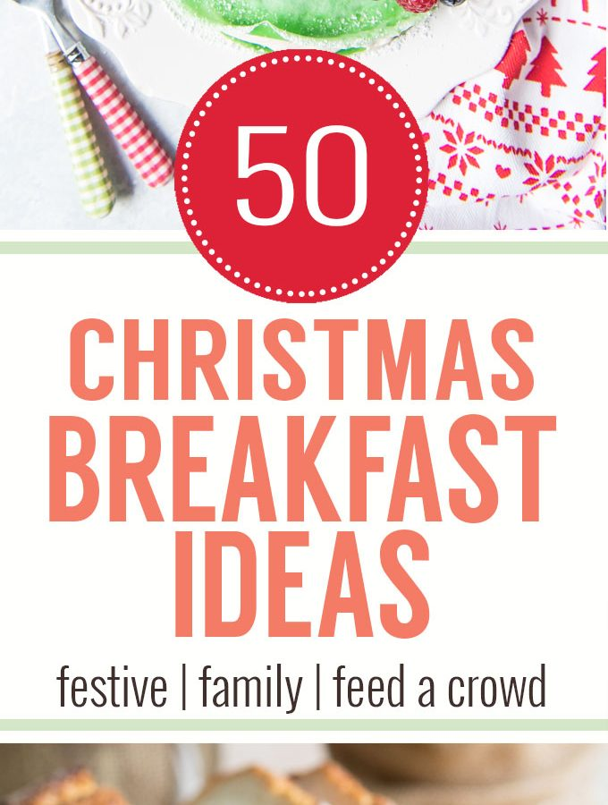 50+ Christmas Breakfast Recipes
