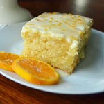 Christmas Breakfast Orange Cake