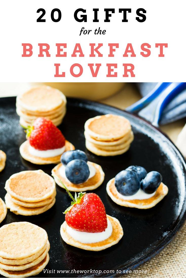 Gift Ideas for Breakfast Lovers
