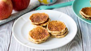 Baby Pancakes Finger Foods | The Worktop