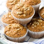 Eggless Muffin Recipe | The Worktop