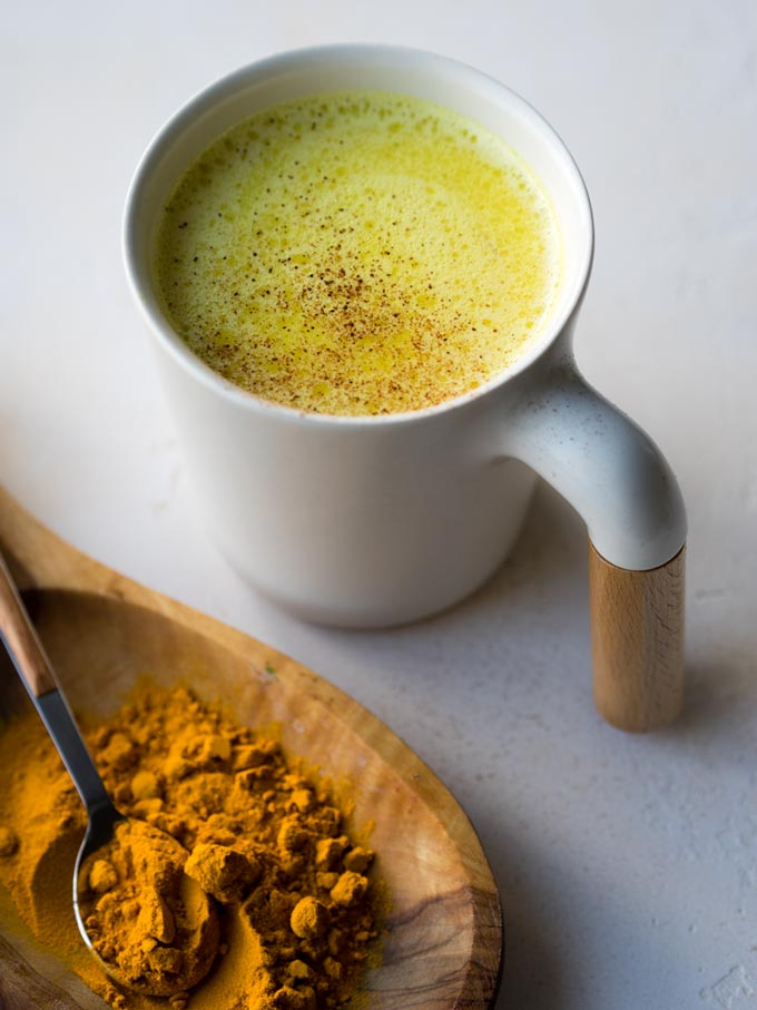 Vegan Golden Milk | The Worktop