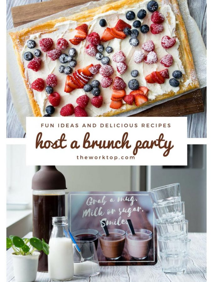 Fun Ideas for Hosting a Brunch Party – Inspiration & Recipes