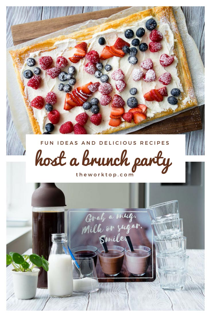 Superb Fun Ideas For Hosting A Brunch Party Inspiration Recipes Interior Design Ideas Gresisoteloinfo
