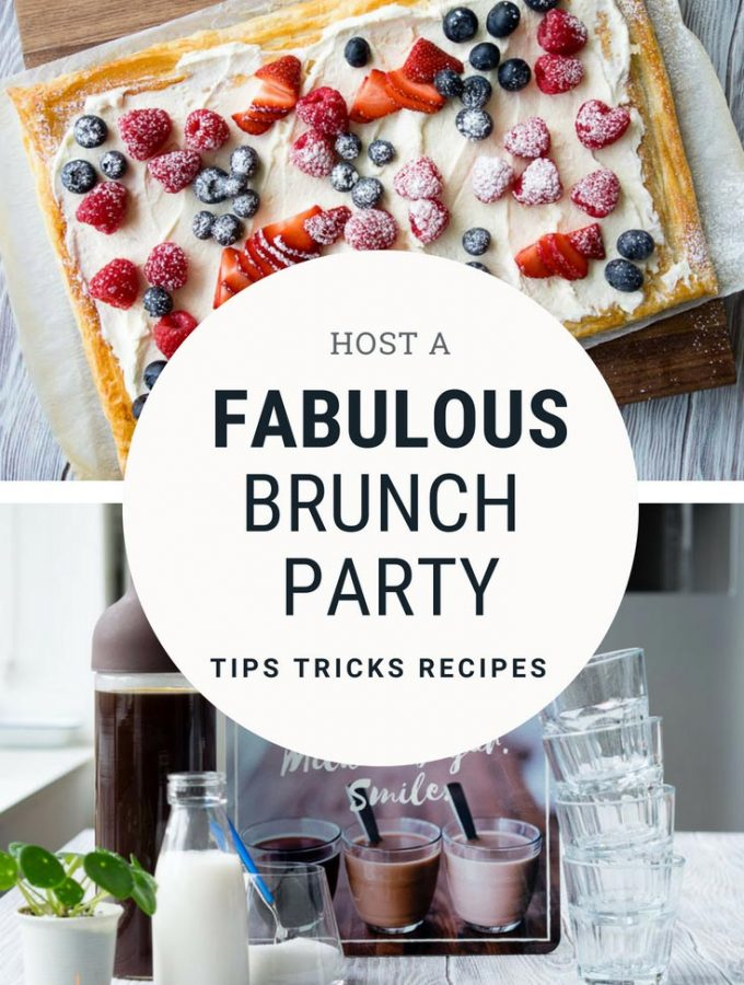 Hosting a Brunch Party Tips and Tricks | The Worktop