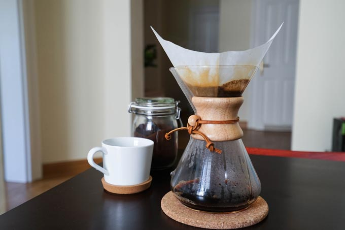 Best Pour Over Coffee Maker Chemex | The Worktop