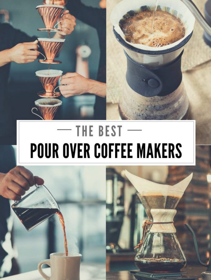 Best Pour Over Coffee Makers | The Worktop