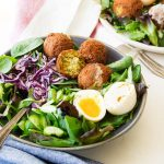Breakfast Falafel Salad | The Worktop