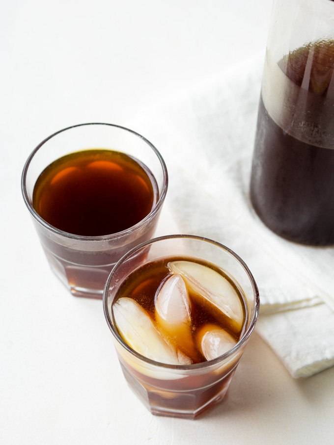 Cold Brew Coffee Recipe | The Worktop