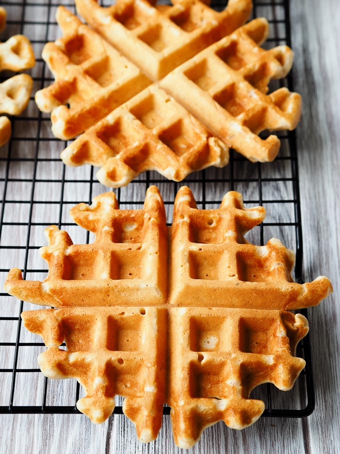 Waffles without Eggs | The Worktop