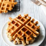 Eggless Waffles - Make Waffles without Eggs | The Worktop