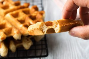 Waffle Recipe without Eggs | The Worktop