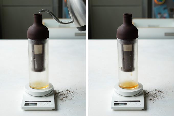 Cold Brew Coffee Recipe - Hot Bloom