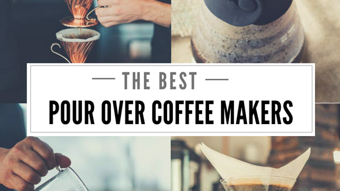 The Best Pour Over Coffee Makers | The Worktop