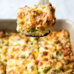 Sausage and Egg Breakfast Casserole - Easy Recipe | The Worktop