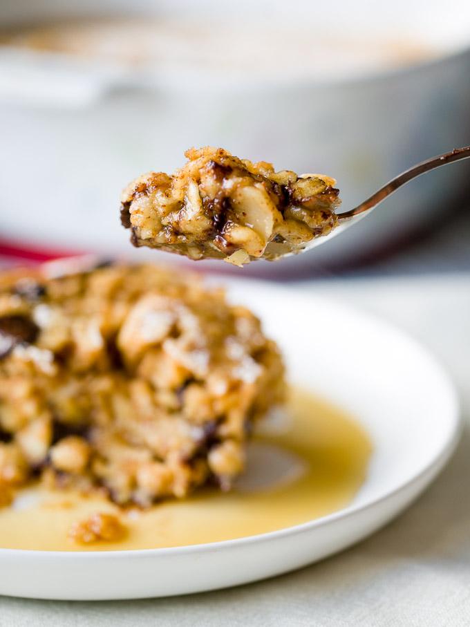 Baked Oatmeal Casserole | The Worktop