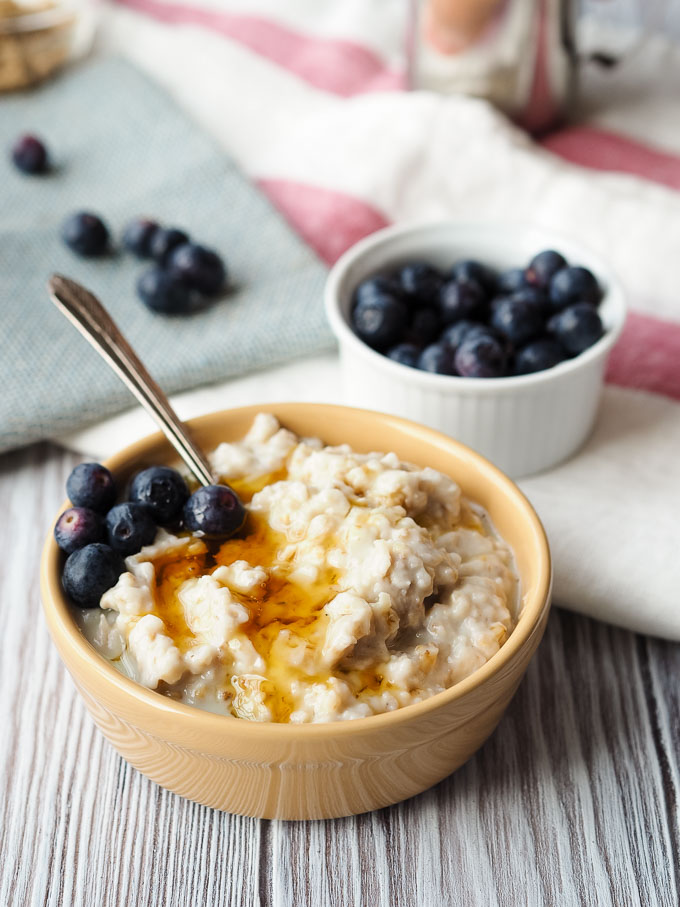 Slow Cooker Oatmeal Recipe | The Worktop