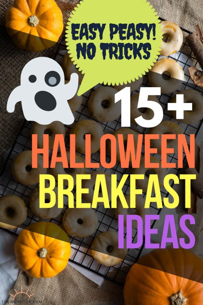 Halloween Breakfast Ideas and Recipes | The Worktop
