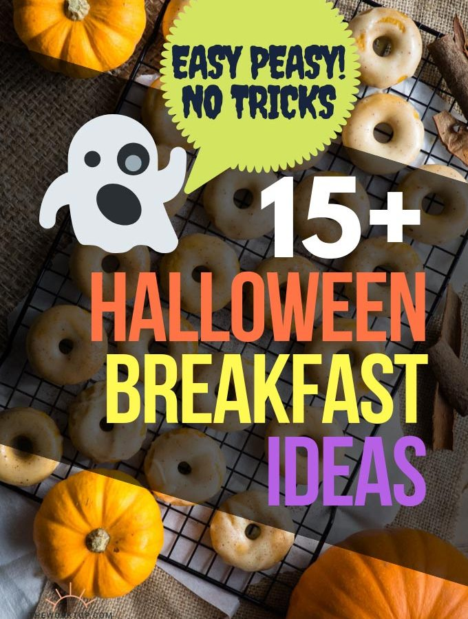 Halloween Breakfast Ideas List | The Worktop