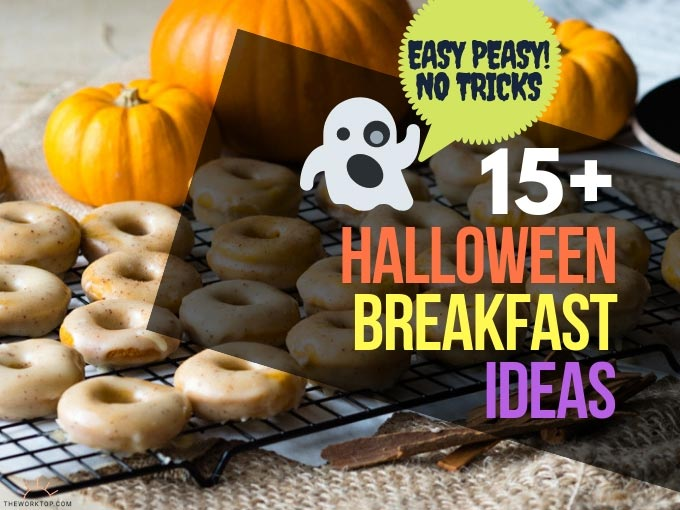 15+ Halloween Breakfast Ideas | The Worktop