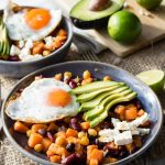 Healthy Breakfast Bowl with Beans - Vegetarian | The Worktop