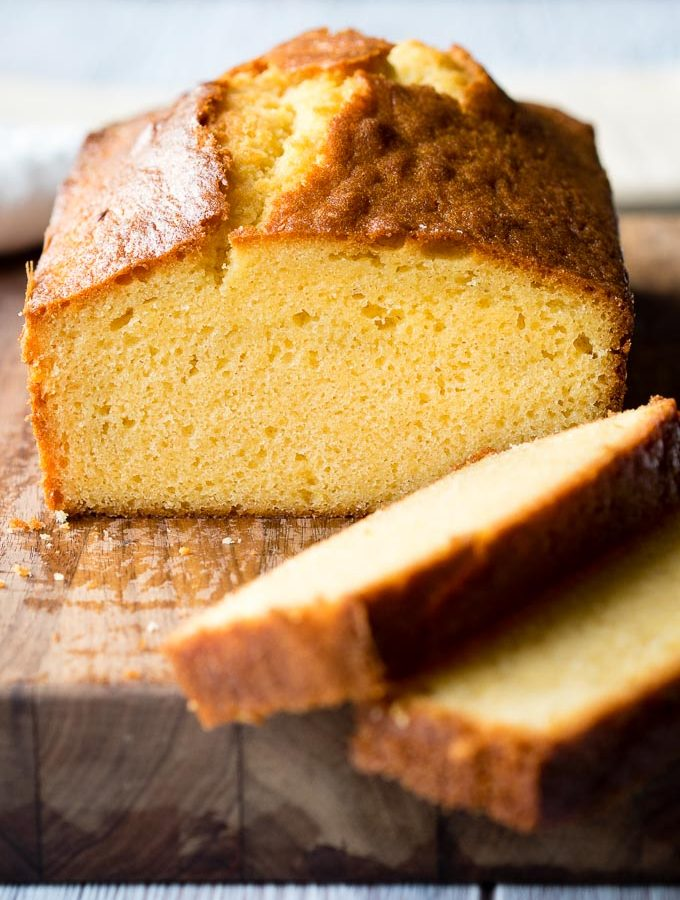 Easy Homemade Pound Cake | The Worktop