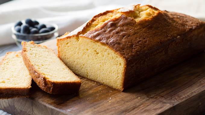 Easy Pound Cake Recipe | The Worktop