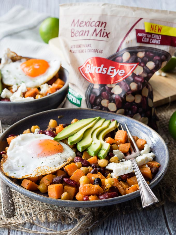 Beans for Breakfast Bowl - Recipe | The Worktop
