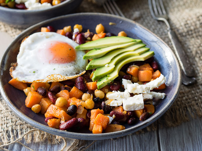 Sweet Potato Breakfast Bowl | The Worktop