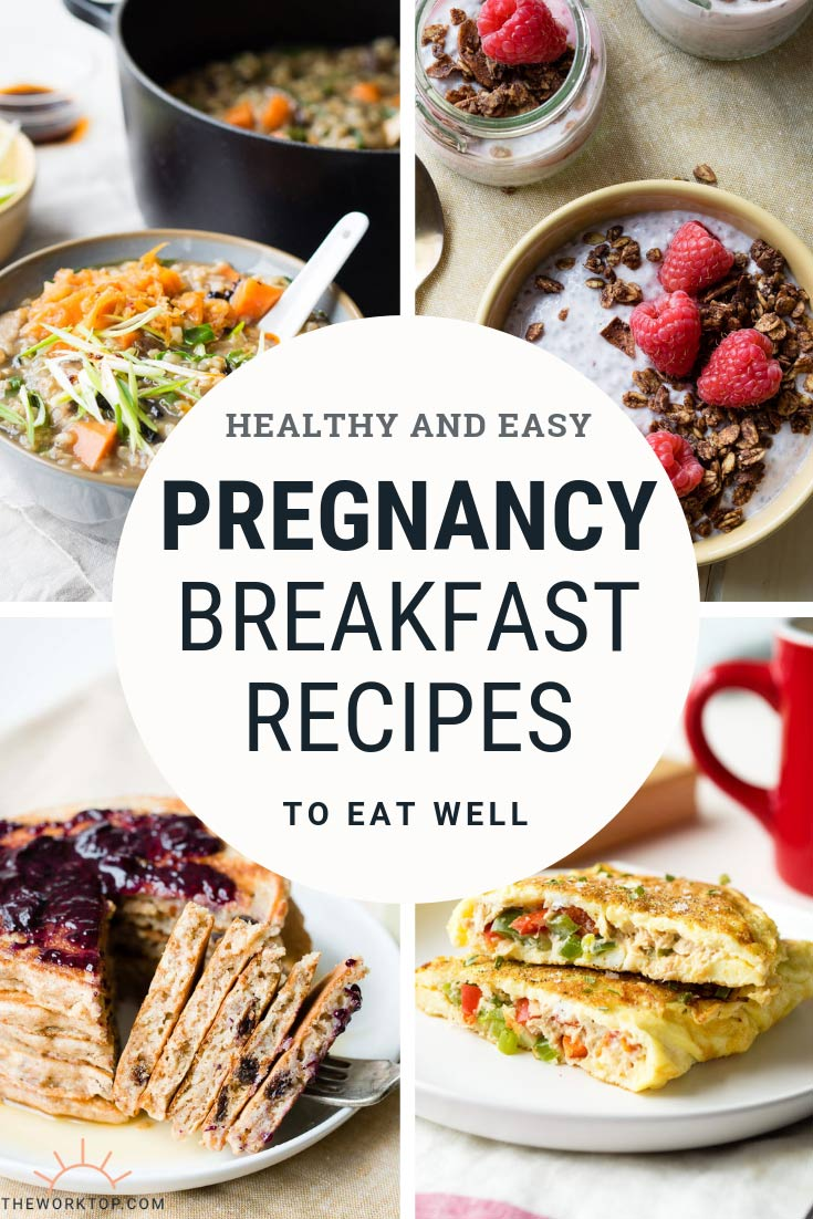Pregnancy Breakfast Ideas Healthy Recipes The Worktop