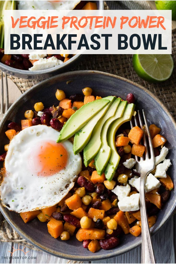 Healthy Protein Breakfast Bowl | The Worktop