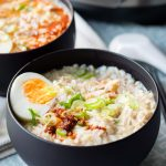Instant Pot Congee Chicken Rice Recipe | The Worktop