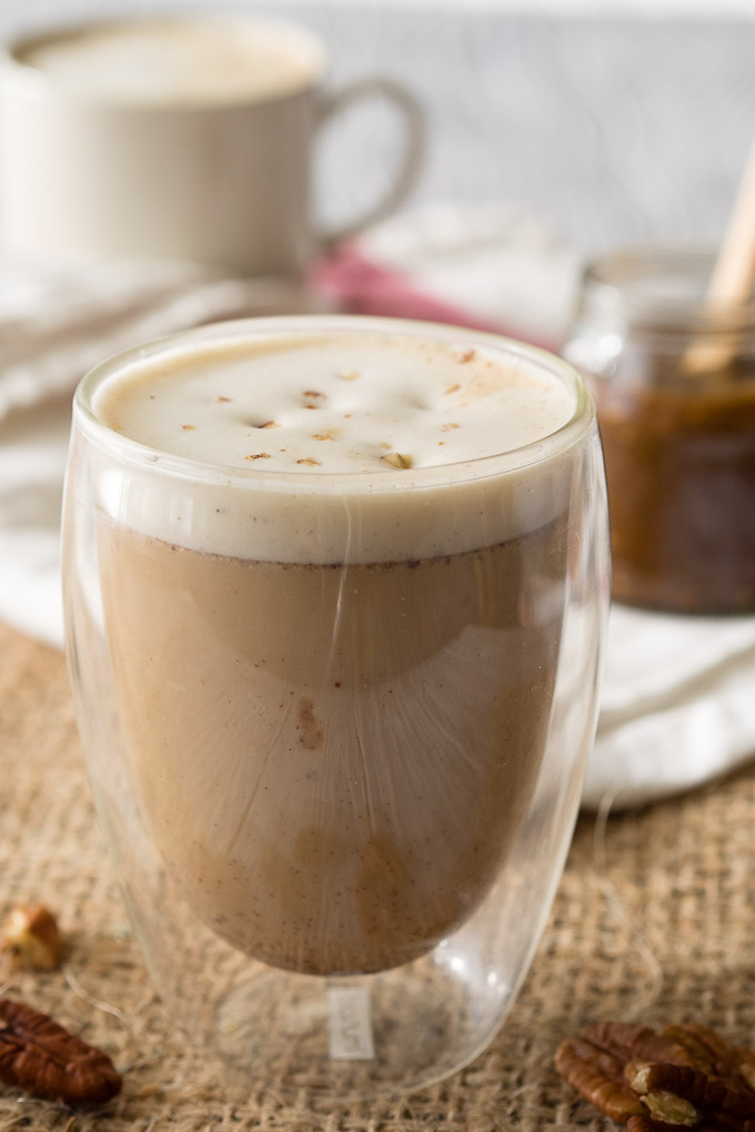 Maple Pecan Latte Copycat Recipe | The Worktop