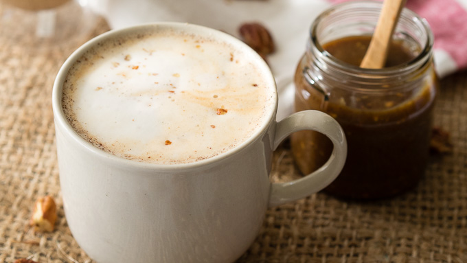Maple Pecan Latte Coffee | The Worktop