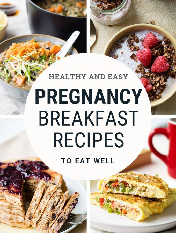 Pregnancy Breakfast Ideas | The Worktop