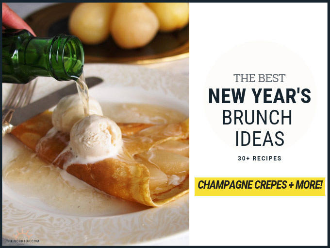 New Years Day Brunch Ideas | The Worktop