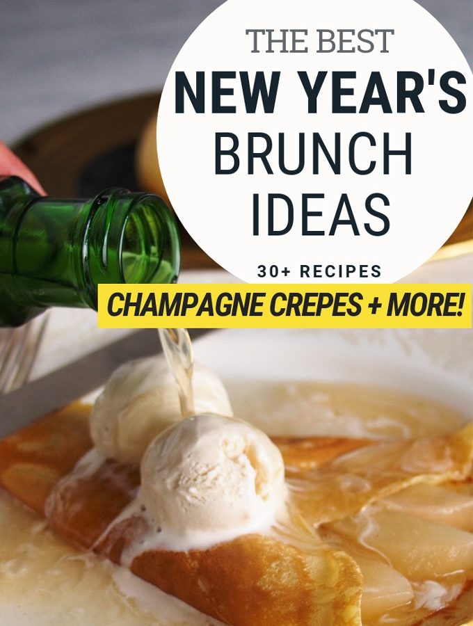 New Year's Day Brunch Ideas | The Worktop