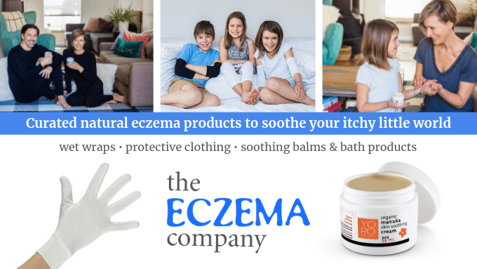The Eczema Company Banner