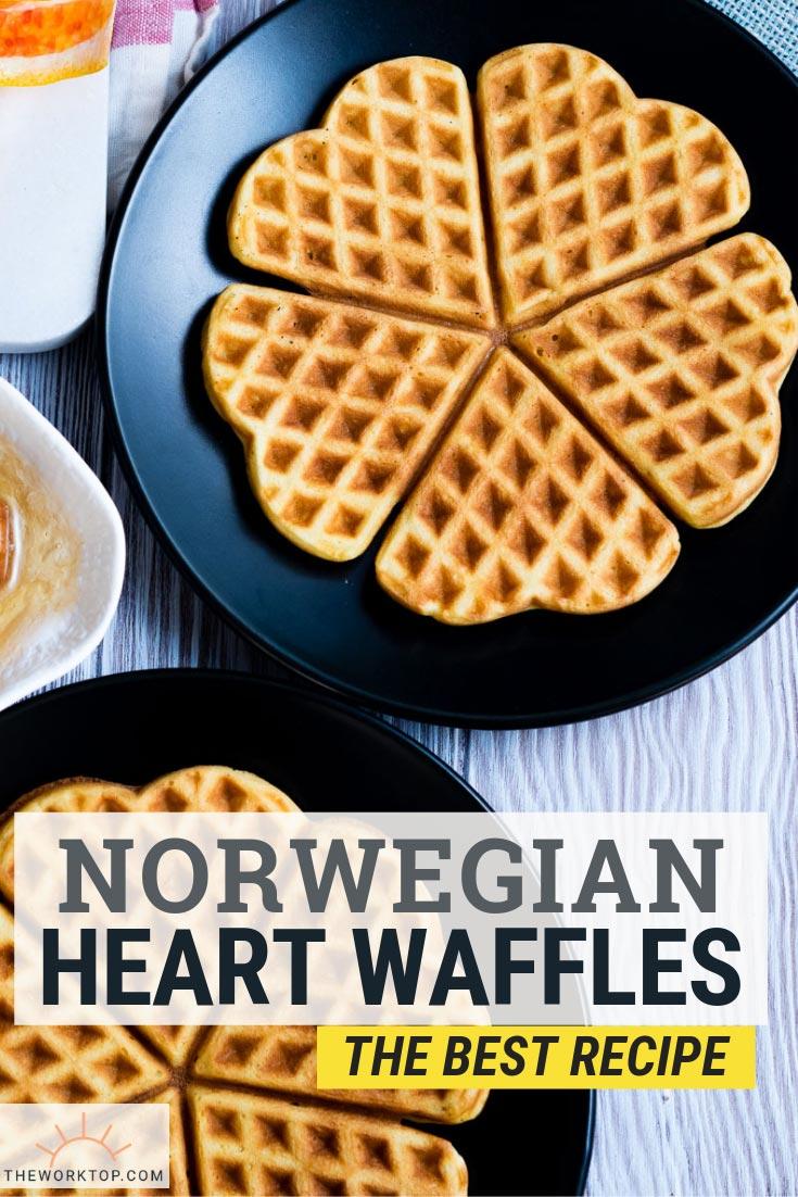 Best Norwegian Waffle Recipe