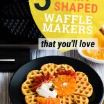 Best Heart Shaped Waffle Makers   The Worktop