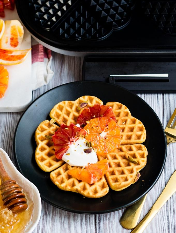 Norwegian Waffles | The Worktop