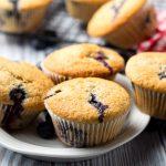 Vegan Blueberry Muffins Recipe   The Worktop