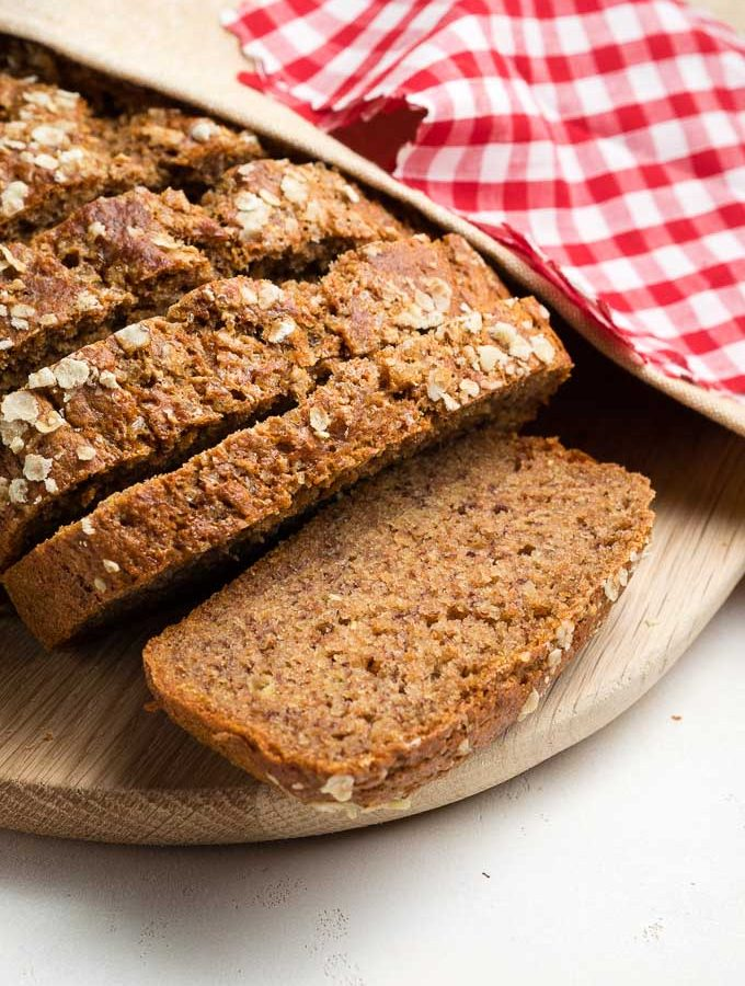 Eggless Banana Bread Recipe | The Worktop