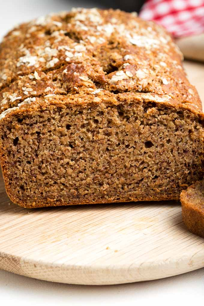 Banana Bread Recipe No Eggs | The Worktop