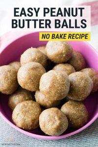 Easy Peanut Butter Balls Recipe | The Worktop