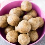 Simple Peanut Butter Balls - No Bake Recipe | The Worktop