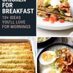 Chicken for Breakfast Ideas | The Worktop
