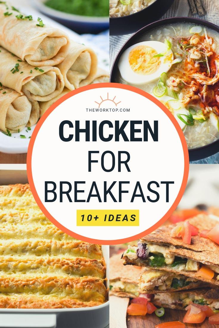 Chicken Breakfast Ideas | The Worktop