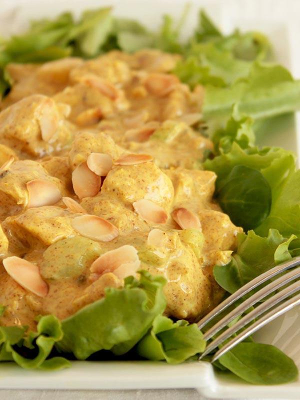 Coronation Chicken - Chicken For Breakfast | The Worktop